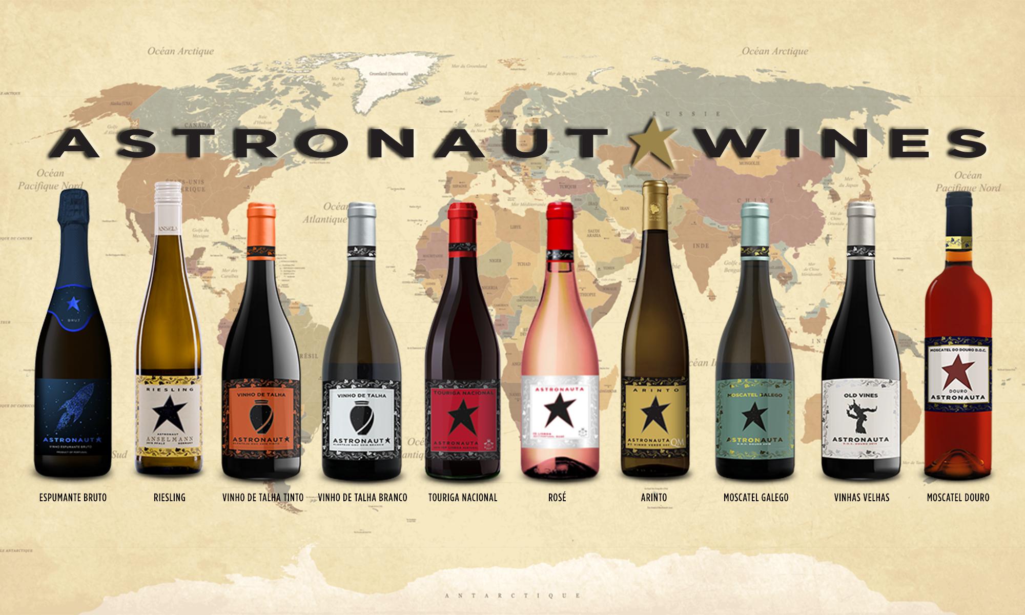 Astronaut Wines